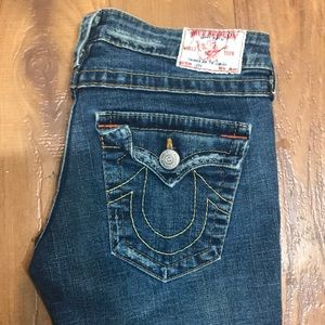 True Religion Joey Flair Jeans